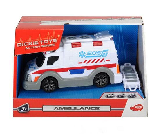 Линейка Дики, 15см.