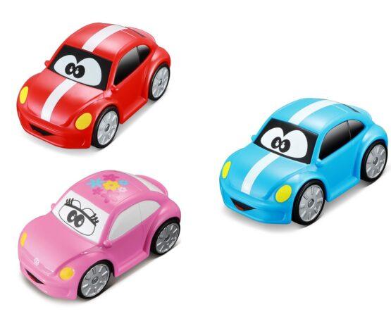 Bburago Junior – Пластмасова количка VW, асортимент