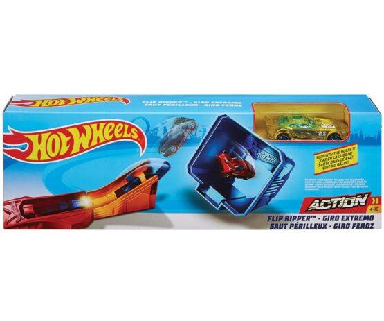 Игрален комплект Hot Wheels за каскади, асортимент 4