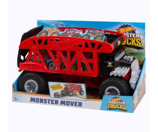 Hot Wheels – Камион чудовище, череп без колички