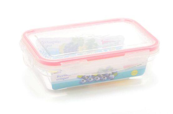 Правоъгълна кутия за храна