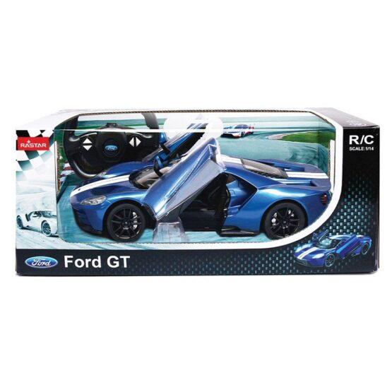 Кола RASTAR Ford GT Отварящи се врати R/C 1:14 7810