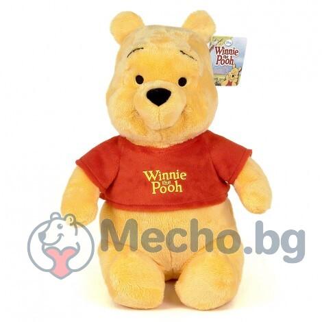 Детска плюшена играчка Disney Мечо Пух, 36 см