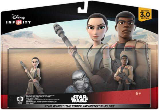 Комплект Disney Infinity 3.0 Edition: Star Wars The Force Awakens Play Set