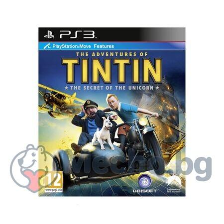 Игрa The Adventures of Tintin: The Secret of the Unicorn за PlayStation 3 (PS3)