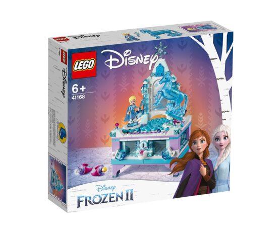 LEGO® Disney Princess™ 41168 – Кутията за бижута на Елза