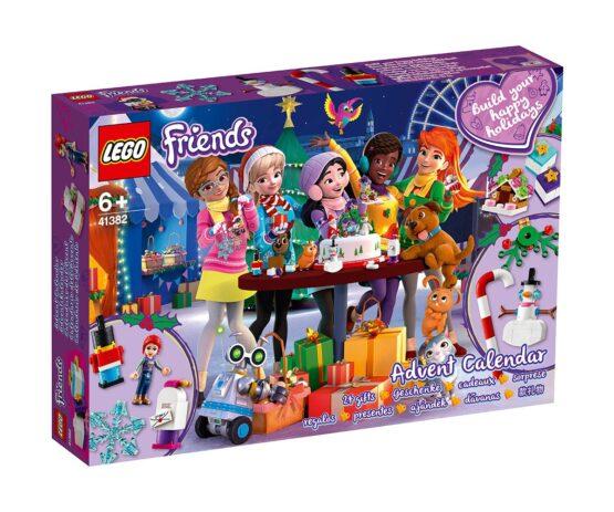 LEGO® Friends 41382 – Коледен календар
