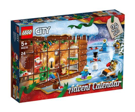 LEGO® City 60235 – Коледен календар