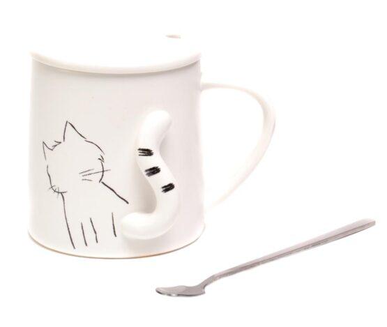 Керамична чаша – kitty