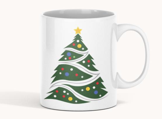 Christmas tree 2 – чаша