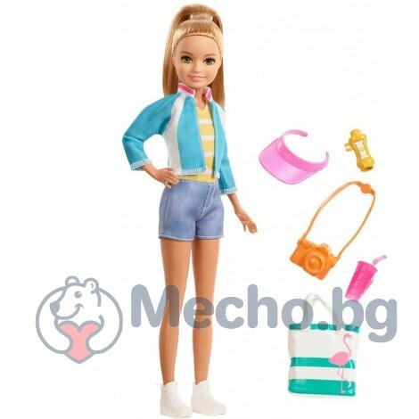 Кукла BARBIE Стейси на път