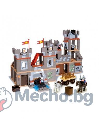 Детски конструктор – замък, Unico