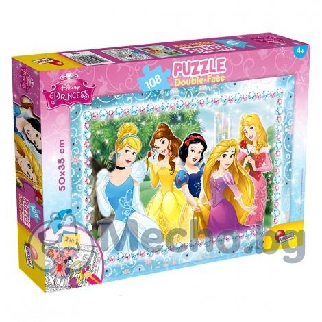 Детски пъзел Lisciani Princess 108ч 47963