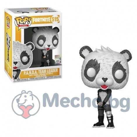 Фигура Funko Fortnite Panda Team Leader
