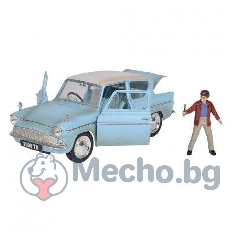 Фигура на Хари Потър с кола