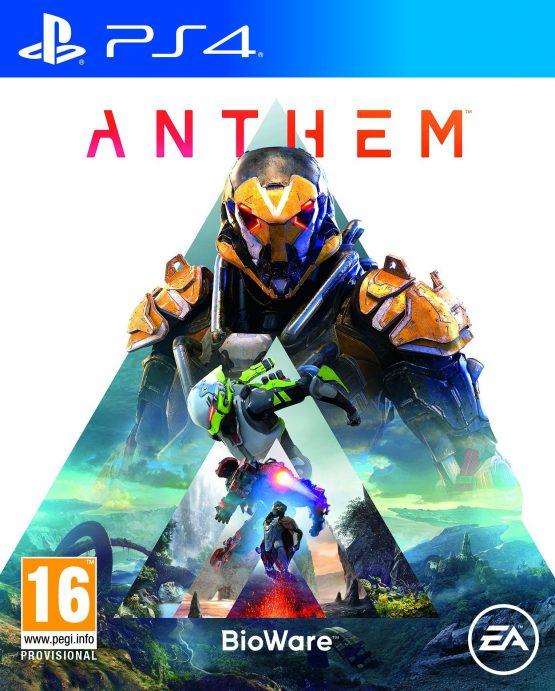 Anthem за PS4
