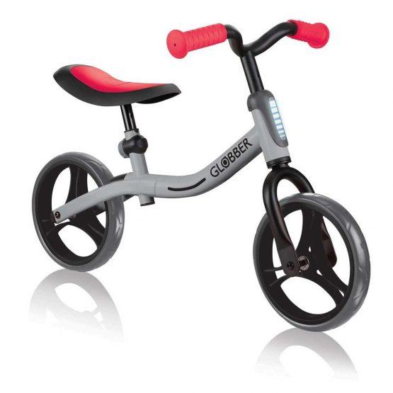 Балансиращо колело Go Bike – Червено / Сиво