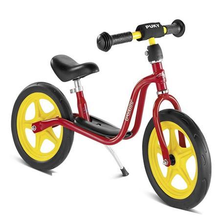 Балансиращо колело за деца над 3 години, PUKY LR 1 – червено