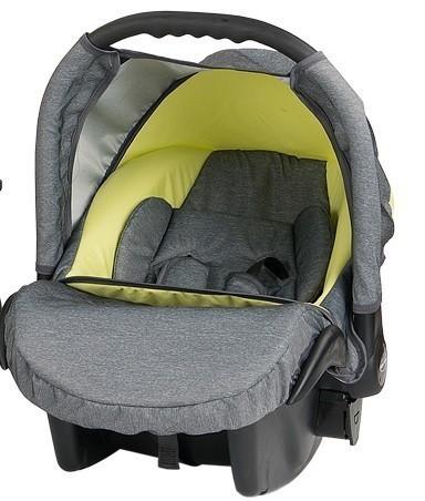 Бебешко кошче за кола Baby Merc Zipy – Светло зелено