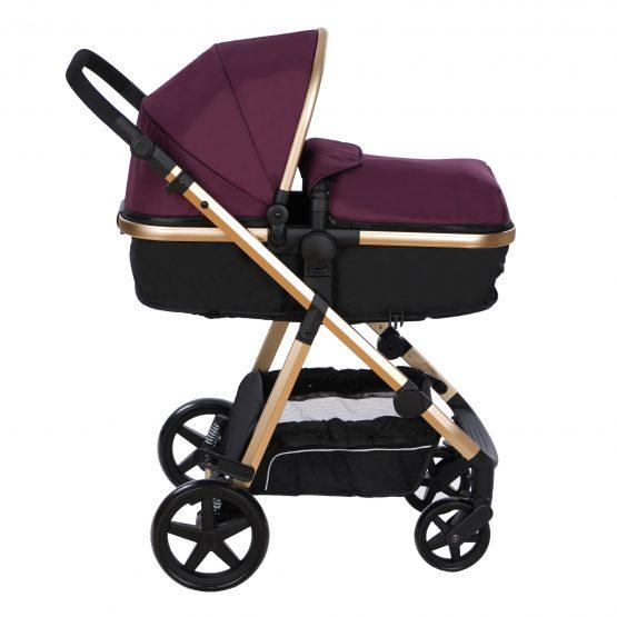 Детска количка belinda – лилава