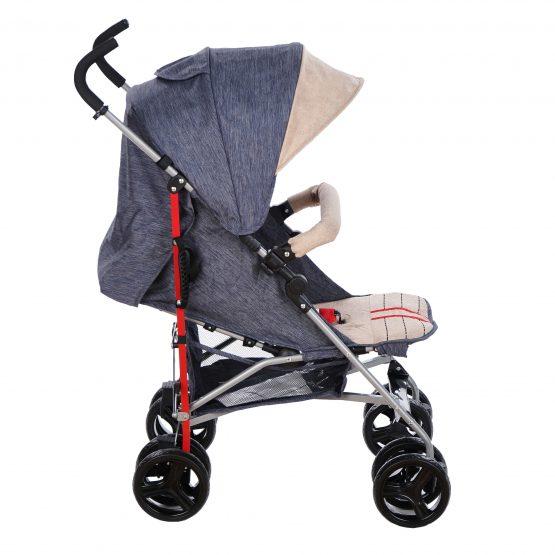 Детска количка cheryl – синя