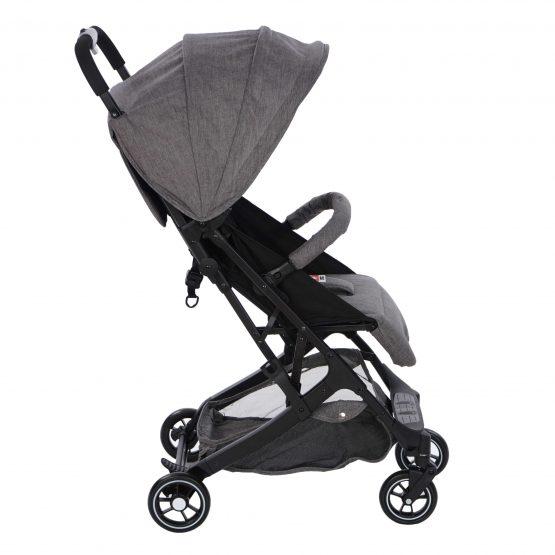Детска количка thery – сива