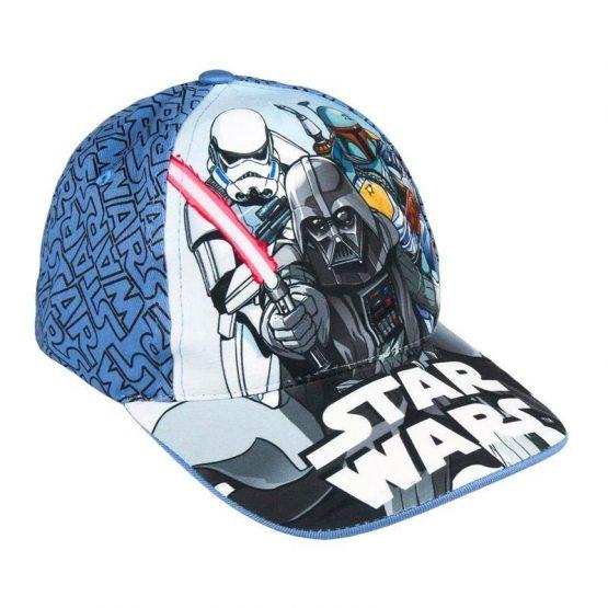 Детска шапка с козирка – Star Wars