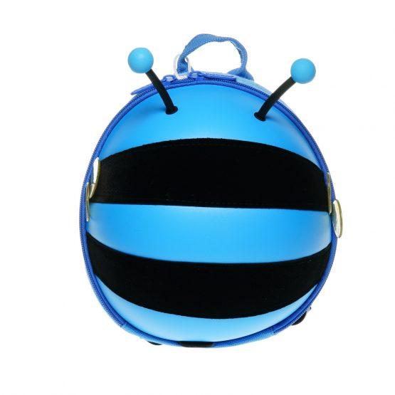 Мини раница с формата на пчеличка с предпазен колан