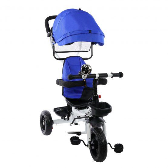 Триколка koty с родителски контрол – синя