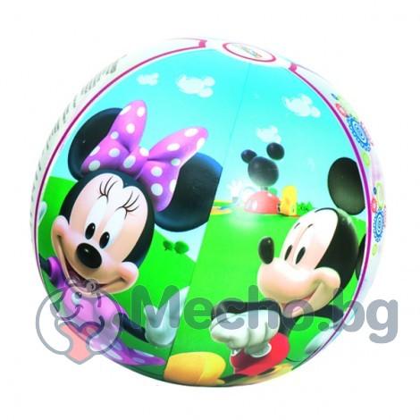 Надуваема топка Bestway Mickey Mouse 51см 91001