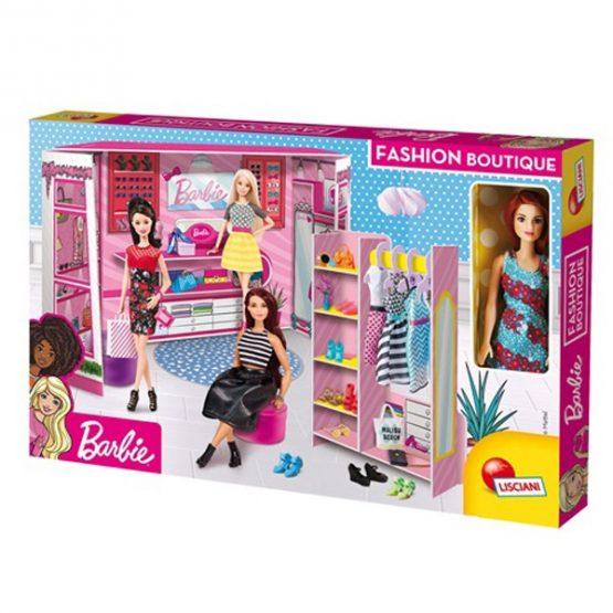Комплект Lisciani BARBIE Моден комплект с кукла