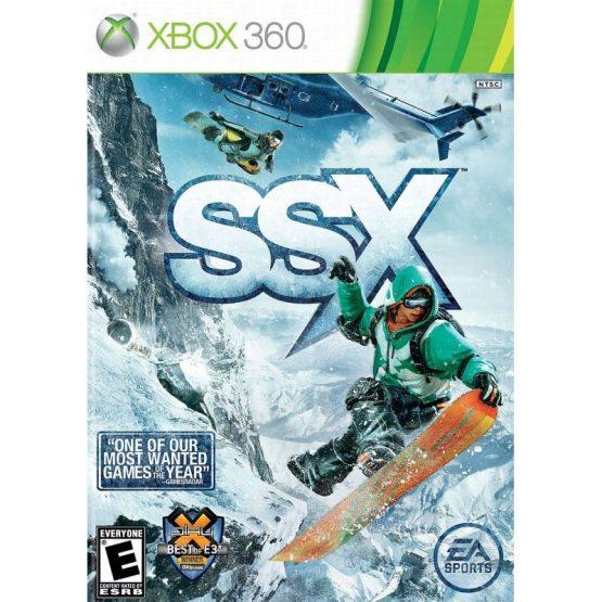 SSX за Xbox 360