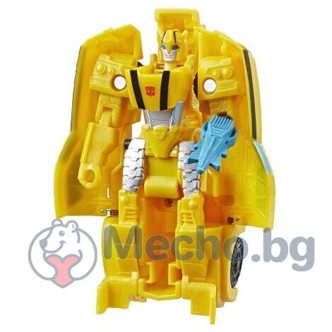 Фигура Hasbro Transformers Cyberverse Bumblebee E3522