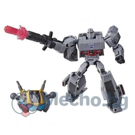 Фигура Hasbro Transformers Cyberverse Deluxe Megatron E70535
