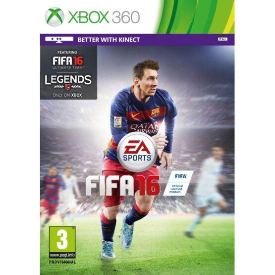 FIFA 16 за Xbox 360