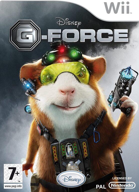 Игра G-Force за Nintendo Wii