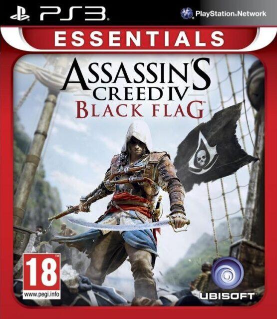 Игра Assassin's Creed IV: Black Flag за PS3
