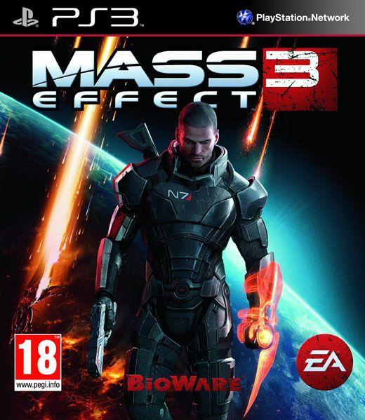 Игра Mass Effect 3 за PS3