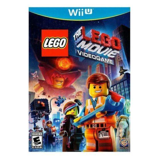 Игра The Lego Movie Videogame за Nintendo Wii U