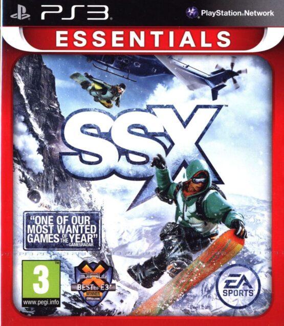 Игра SSX за PS3