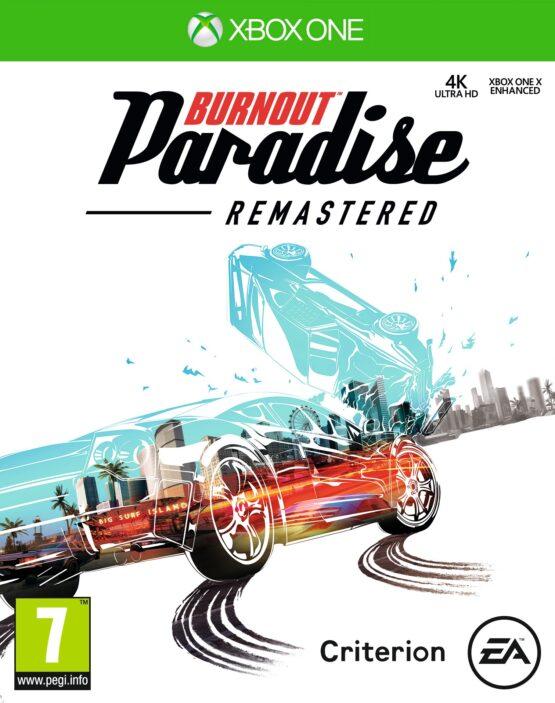 Игра Burnout Paradise Remastered за Xbox One