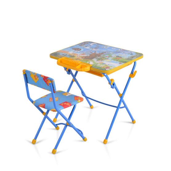 Маса с един стол Nature KU2P – E/HVZ