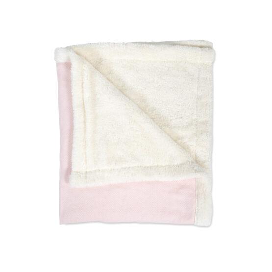 Одеяло 100/85 cm Pom Pom розов 100210