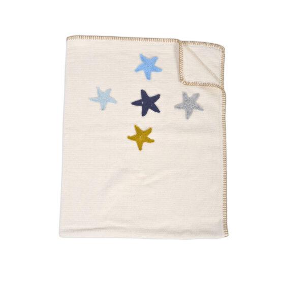Одеяло 100/90 cm 5-Stars екрю 100163