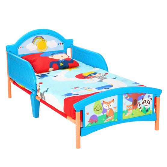 Delta children Детско легло – Горски Животни унисекс