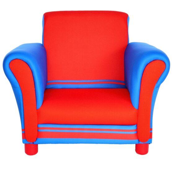 Червено- син фотьойл